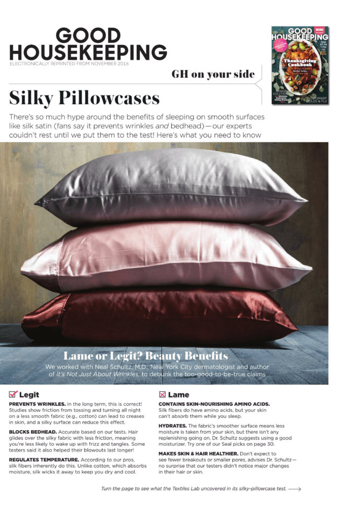 Beauty Benefits Of Silk Manito Luxury Silk Bedding