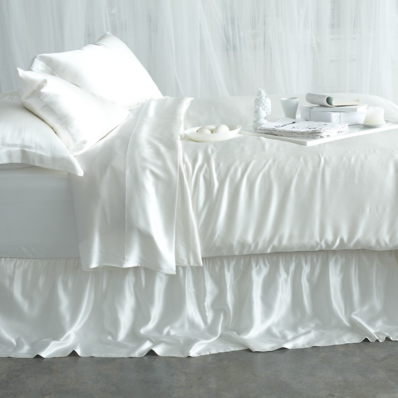 Silk Duvet Cover Queen Silk Duvet Cover King Silk Duvet Cover