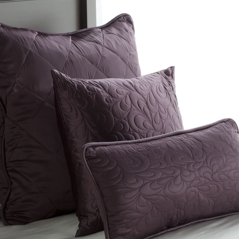 Silk Decorative Pillow Mulberry Silk Pillows Manito Silk Gorgeous Decorative Quilted Pillows