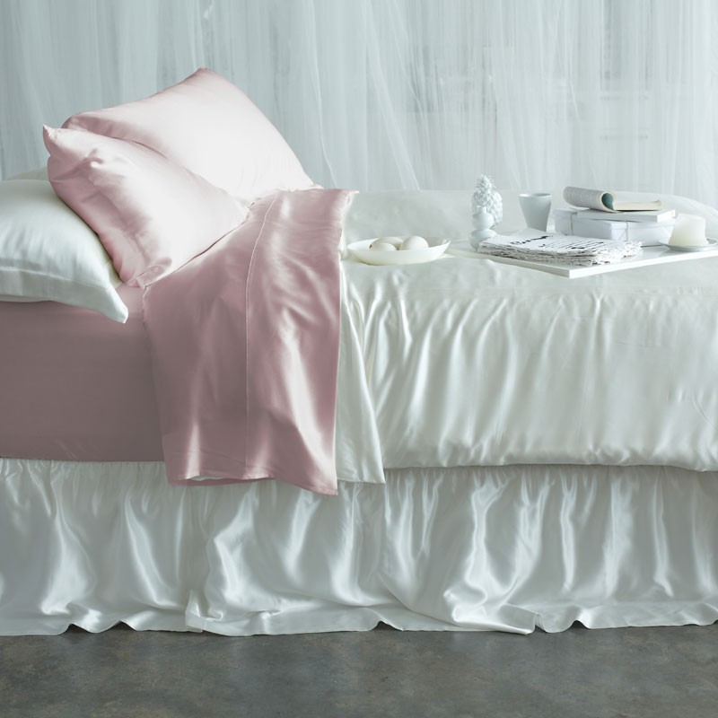 Champagne; Charcoal; Chocolate; Milky White; Plum; Silver Blue; Soft Green;  Soft Pink