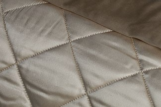 silk quilted coverlet silk quilted coverlet accessorize your bed with an elegant silk quilt