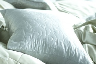 Quilted Square Pillow