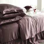 Plum Purple Silk Sheets - Bed Behavior #6 - The Creative Type