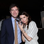 Celebs who love Manito - Kate Aselton and Mark Duplass!